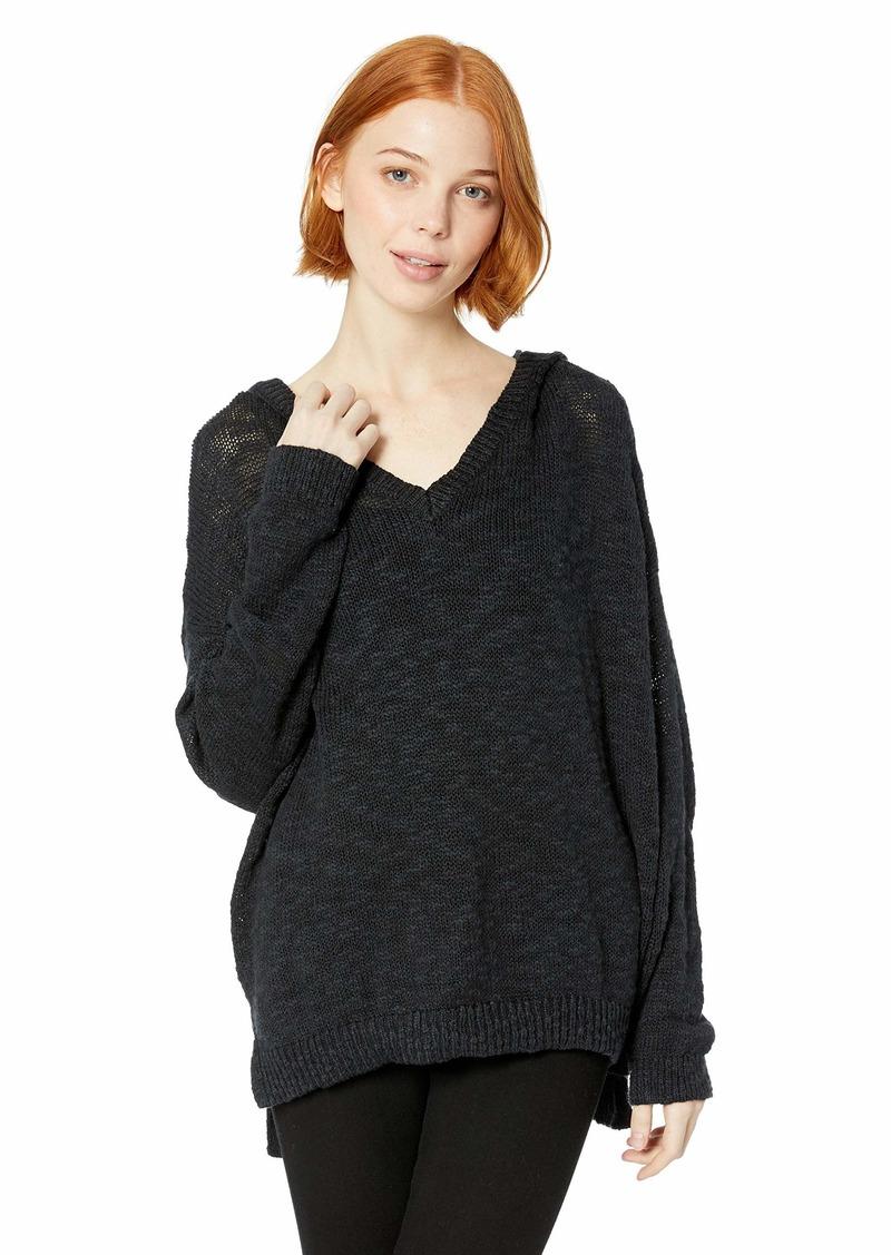 Roxy Junior's Sandy Bay Beach Pullover Sweater  S