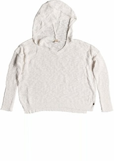 ROXY Junior's Sandy Bay Beach Pullover Sweater  XS
