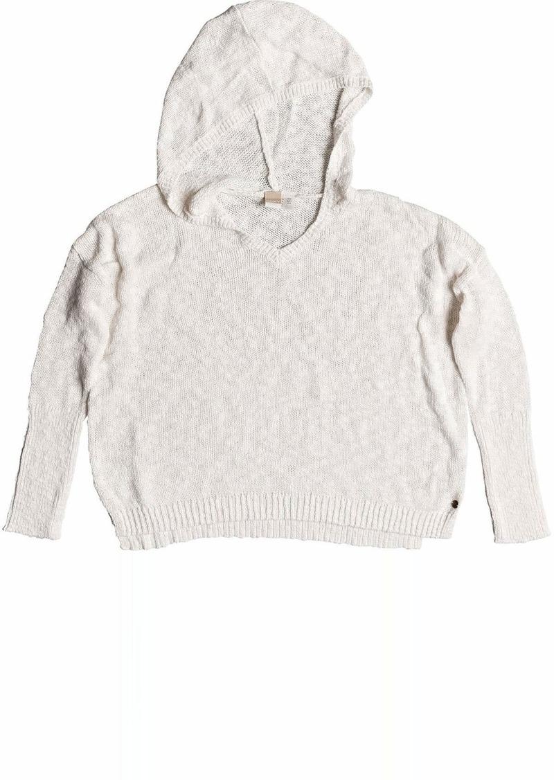 ROXY Junior's Sandy Bay Beach Pullover Sweater  XS