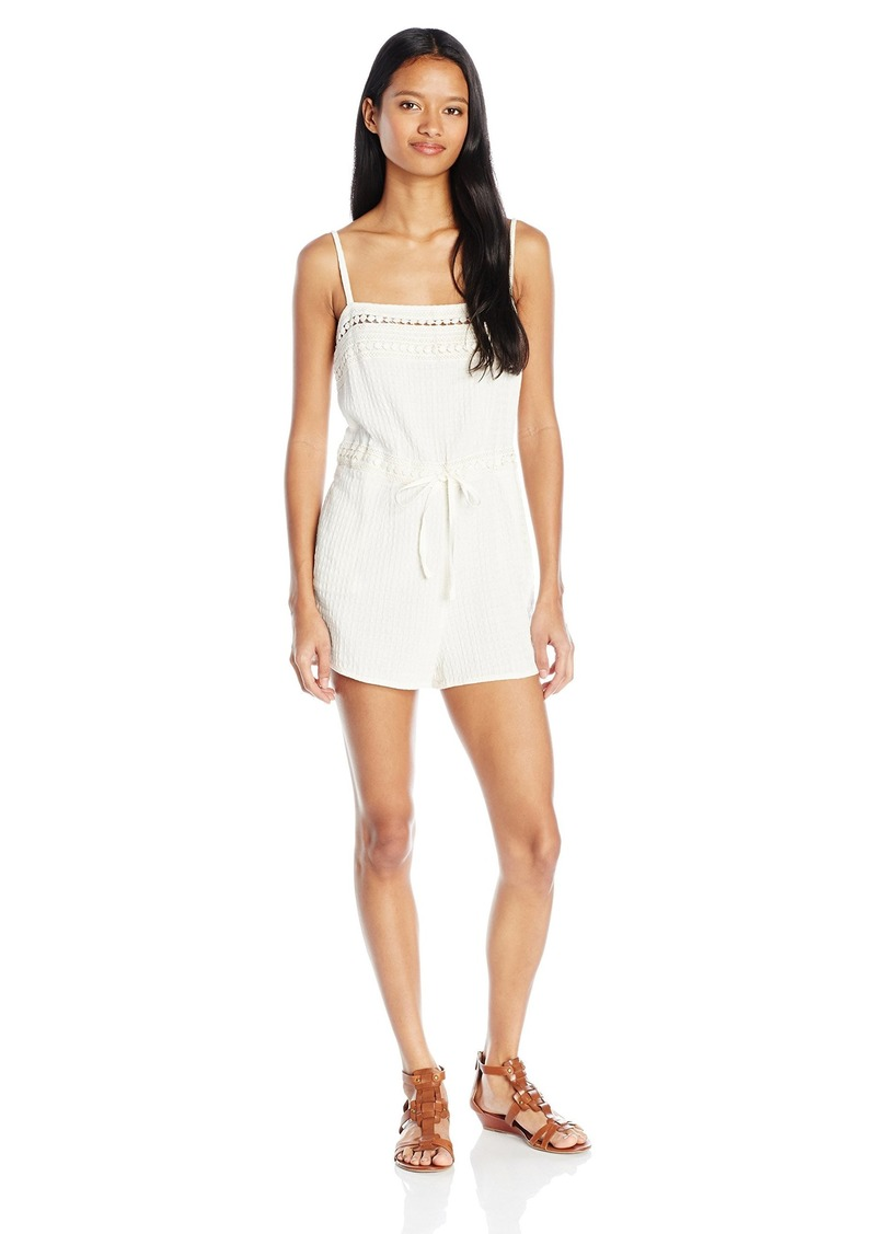 ROXY Junior's Sea Foam Romper