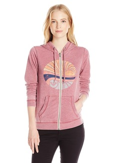 Roxy Junior's Senorita Fleece Zip Hoodie