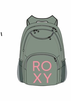 Roxy Junior's Shadow Swell Backpack lily pad