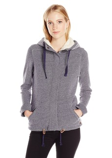 Roxy Junior's Shinning Moon Fleece Zip Hoodie