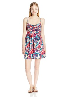 Roxy Junior's Shore Thing Strappy Dress  L