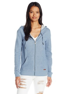 Roxy Junior's Signature Fleece Zip up Hoodie