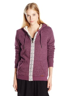 Roxy Juniors Signature Sherpa Fleece Sweatshirt