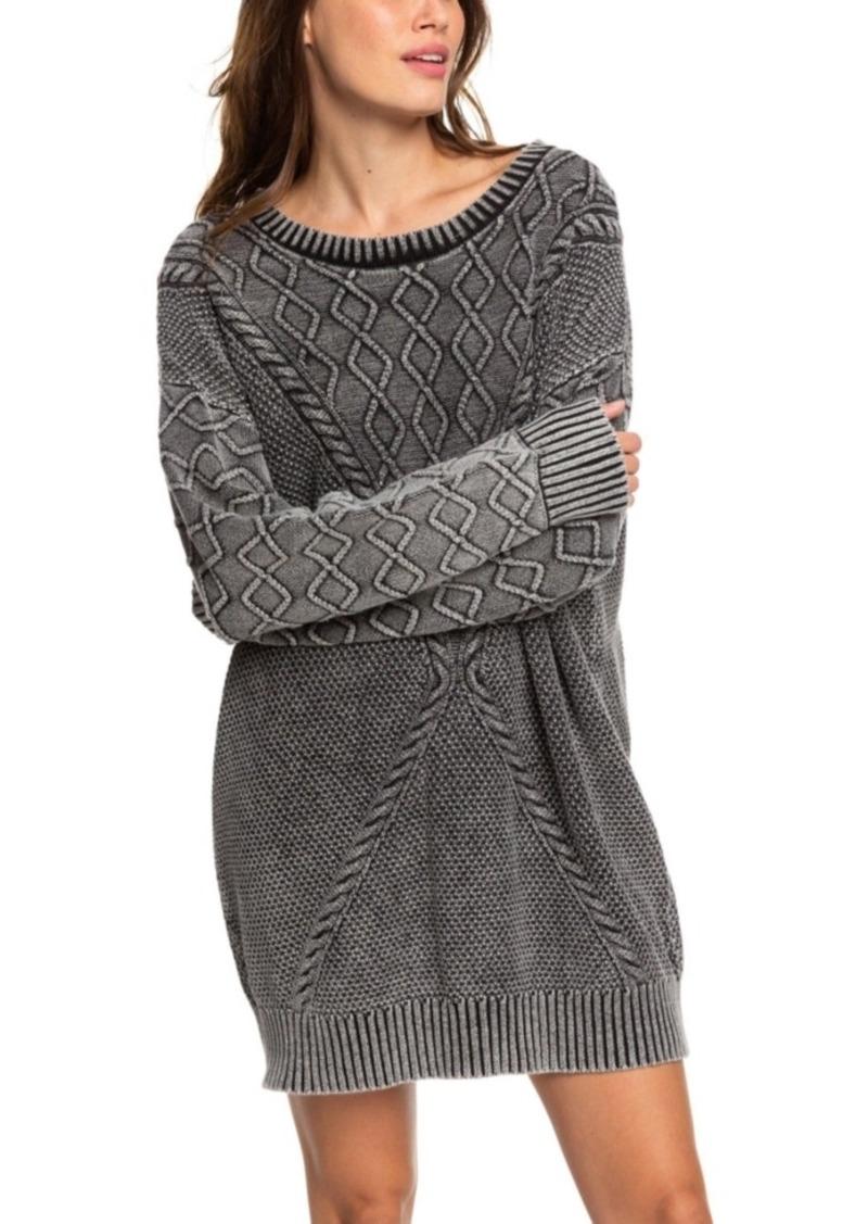 Roxy Juniors' Snow Day Sweater Dress