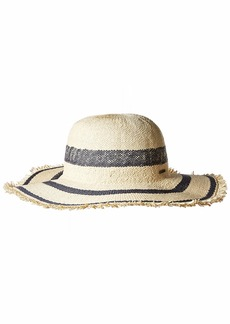 Roxy Junior's Sound of The Ocean Straw Hat  S/M