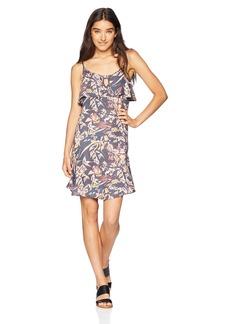 Roxy Junior's Still Waking Up Printed Dress  S