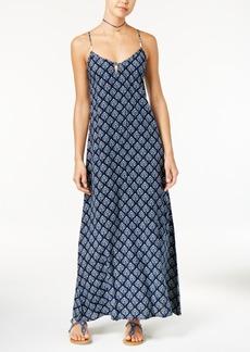 Roxy Juniors' Stillwater Printed Maxi Dress
