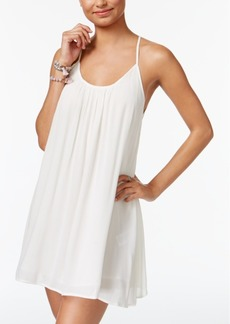Roxy Juniors' Strappy-Back Shift Dress