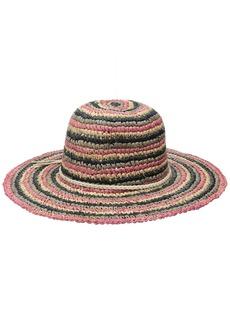 Roxy Junior's Strata Sun Hat  /Medium