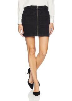 Roxy Junior's Street Direction Denim Skirt  XS