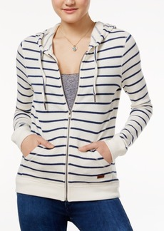 Roxy Juniors' Striped Hoodie