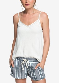 Roxy Juniors' Striped Soft Shorts