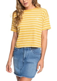 Roxy Juniors' Striped T-Shirt