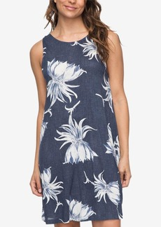 Roxy Juniors' Sugar Space Printed T-Back Dress