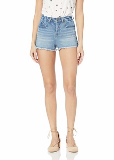 Roxy Junior's Suns Shadow Denim Shorts