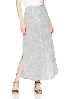 Roxy Junior's Sunset Islands Yarn Dyed Skirt  XS