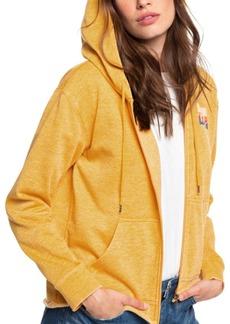 Roxy Juniors' Surf And Sunshine Graphic Hoodie