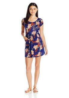 Roxy Juniors Surfin Seafari Knit Dress