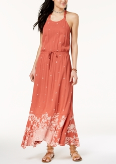 Roxy Juniors' T-Back Maxi Dress