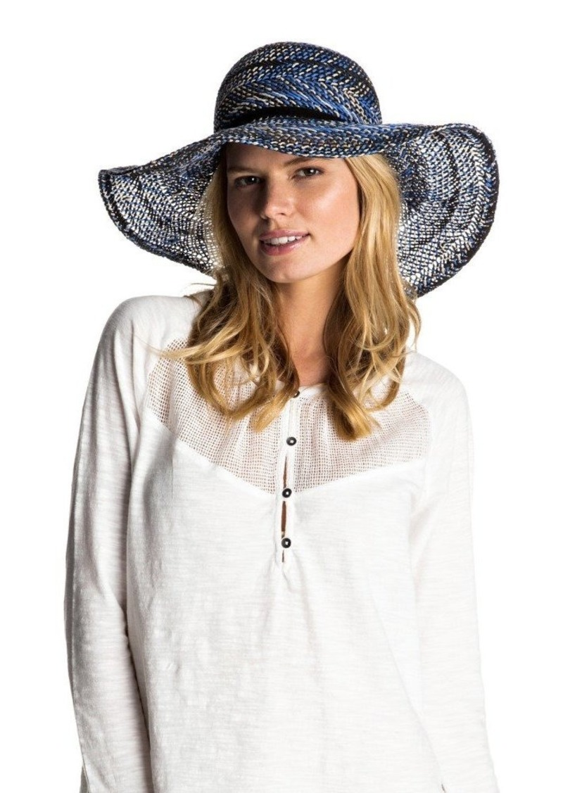 Roxy Junior's Take A Break Straw Sun Hat  M/L
