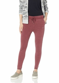 Roxy Junior's Tides Turning Cozy Sweatpants Oxblood red XL