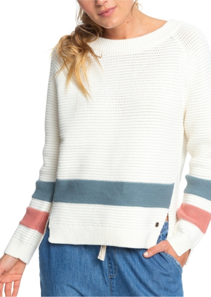 Roxy Juniors' Travel In Colors Sweater