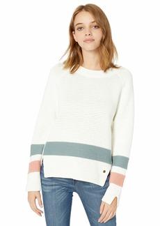 Roxy Junior's  Travel in Colors Sweater  L