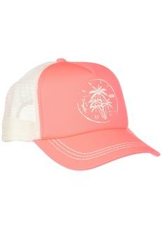 Roxy Junior's Truckin Trucker Hat