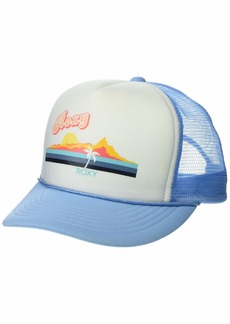 Roxy womens Truckin Trucker Hat   US