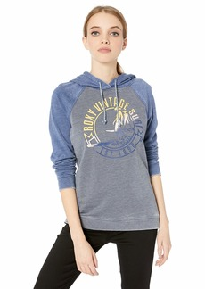 Roxy Junior's True Harmony Pullover Hooded Sweatshirt  S