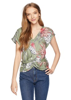 Roxy Junior's Tucson Colors Top Olive House of The Sun M