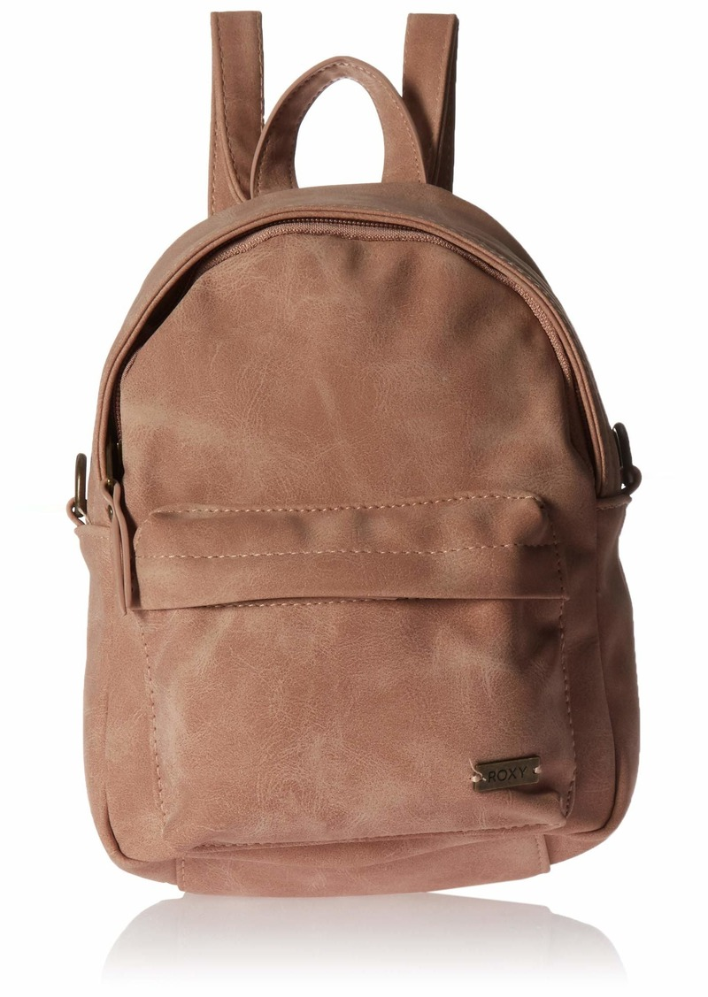 Roxy Junior's Walking Away Mini Backpack spanish villa One Size