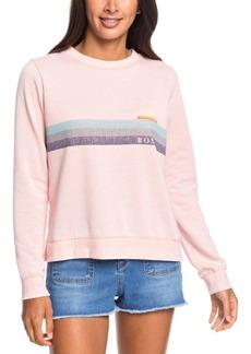 Roxy Juniors' Want To Dance High-Low Sweatshirt