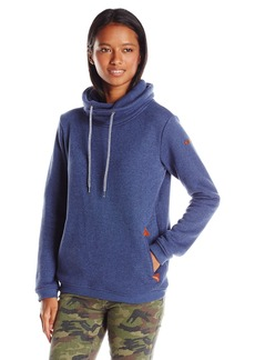 Roxy Juniors Waves Feeling Fleece Sweatshirt