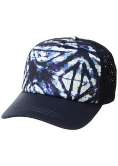 Roxy Junior's Waves Machines Trucker Hat