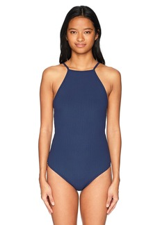 Roxy Junior's Waves Only One Piece Swimsuit  M