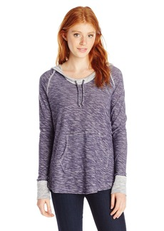 Roxy Junior's Weekend Escape Long Sleeve Hoodie