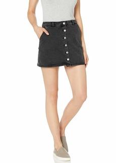 Roxy Junior's  Wild Young Spirit Jean Skirt  M