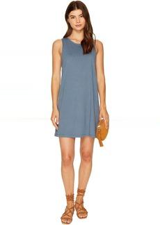 Roxy Just Simple Solid Tank Dress
