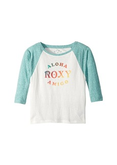 Roxy Dream Too Much Aloha Amigo Tee (Big Kids)