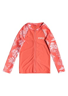 Roxy Kids' Long Sleeve Rashguard (Big Girl)