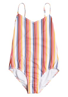 Roxy Kids' Lovely Senorita One-Piece Swimsuit (Big Girl)