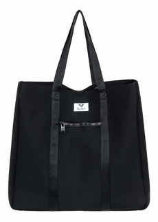 Roxy Let's Run Away Tote anthracite