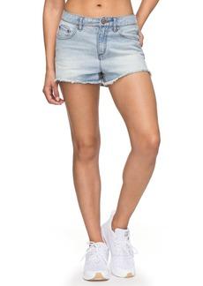 Roxy Little Abaco Cutoff Denim Shorts