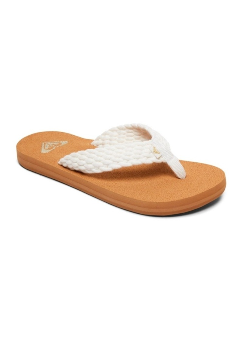 Roxy Little and Big Girl Porto Flip Flop