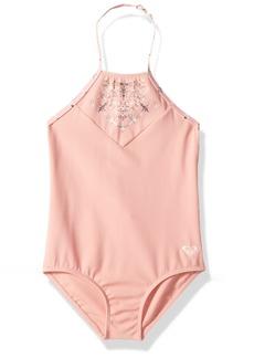 Roxy Little Girls' Boho One Piece Swimsuit