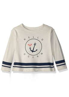 Roxy Little Girls' Bright Minds Sweater
